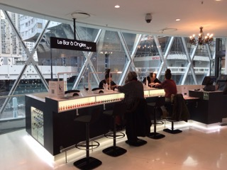 kiosque le bar a ongles by v